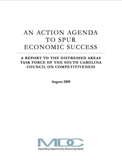 An Action Agenda to Spur Economic Success in Distressed Areas