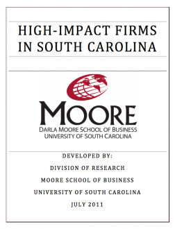 High Impact Firms in South Carolina