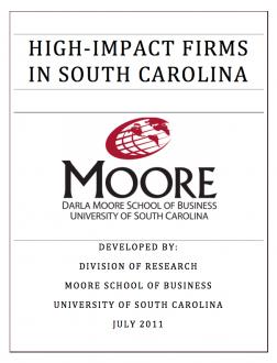 High Impact Firms in South Carolina