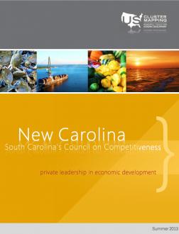 New Carolina: Private Leadership in Economic Development