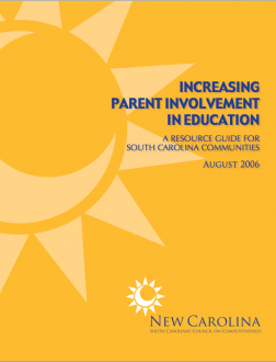 Parent Involvement in Education Resource Guide