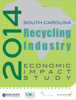 Recycling Industry 2014 Economic Impact Summary