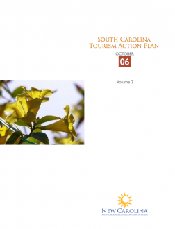 South Carolina Tourism Action Plan Volume II