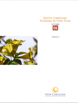 South Carolina Tourism Action Plan Volume III