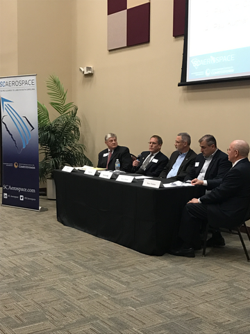SC Aerospace holds quarterly event at SiMT in Florence