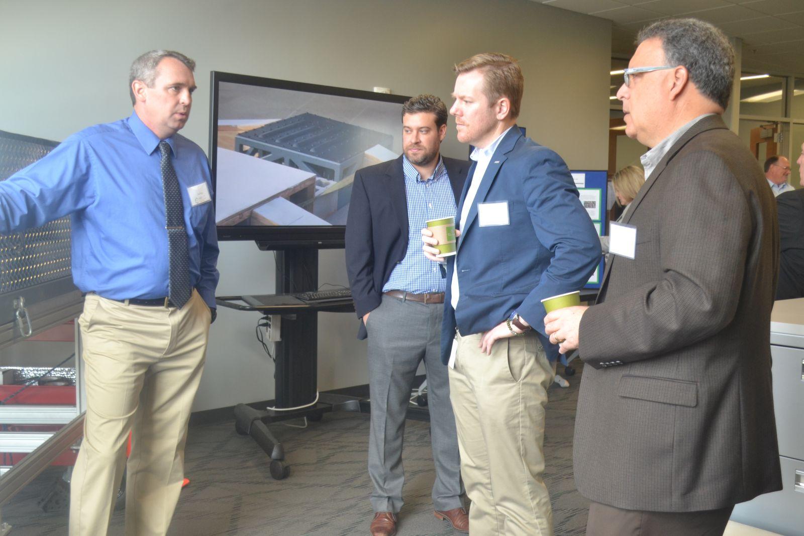 Greenville Tech's CMI launches business incubator