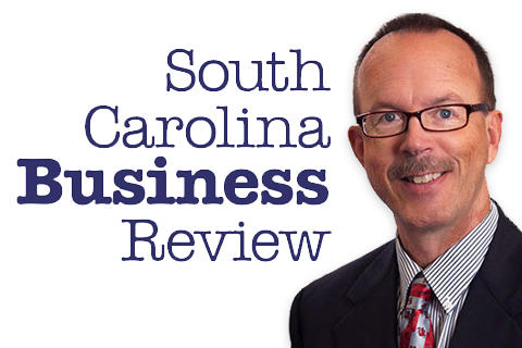 Beasley discusses aerospace on South Carolina Business Review