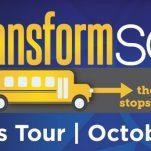 TransformSC Bus Tour showcases innovative schools