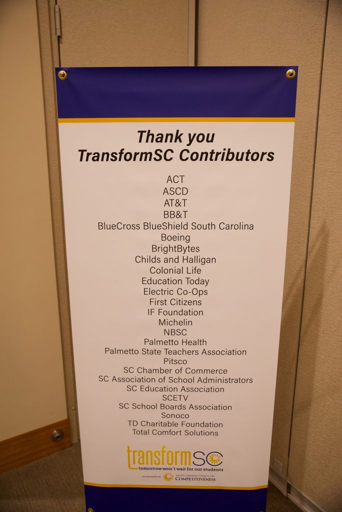 2018 TransformSC Conference- Photo Gallery