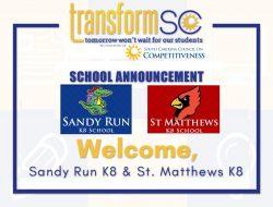TRSC School Announcement_SandyRun_St.Matthews